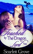Touched By The Dragon Lord Book Two