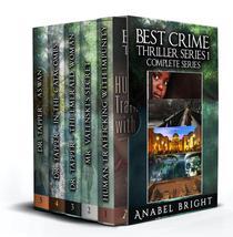 Best Crime Thriller Series 1 (Boxset Complete Series)