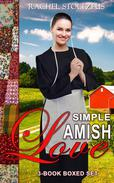 Simple Amish Love 3-Book Collection