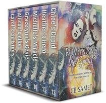 Romancing the Spirit Series (Paranormal Romantic Suspense Novella Collection, Books 7-12)