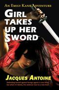 Girl Takes Up Her Sword