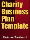 Charity  Business Plan Template (Including 6 Special Bonuses)