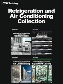 Refrigeration and Air Conditioning Collection (Volumes 1 to 4)