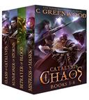 Catalysts Of Chaos: Books 1-4