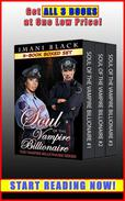Soul of the Vampire Billionaire 3-Book Boxed Set Bundle