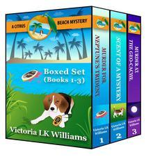Citrus Beach Mystery: Box Set: Books 1,2,3