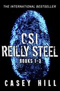 CSI Reilly Steel - Books 1 - 3