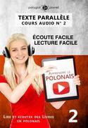Apprendre le polonais | Texte parallèle | Écoute facile | Lecture facile POLONAIS COURS AUDIO N° 2