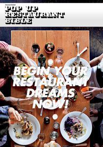 Pop Up Restaurant Bible