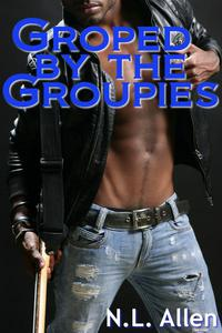 Groped by the Groupies (interracial bbw rockstar sex)