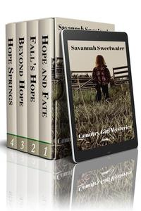 Country Girl Mysteries Boxed Set