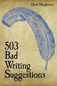 503 Bad Writing Suggestions