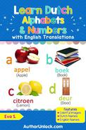 Learn Dutch Alphabets & Numbers