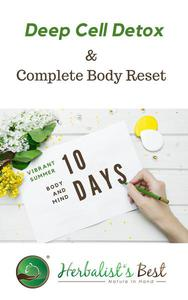 Deep Cell Detox & Complete Body Reset
