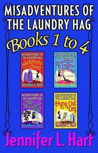 Misadventures of the Laundry Hag Books 1-4