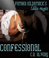 Confessional (Priest Altar Boy Domination BDSM Blackmail Whip Whipping Spanking erotica)