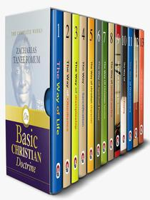 The Complete Works of Zacharias Tanee Fomum on Basic Christian Doctrines
