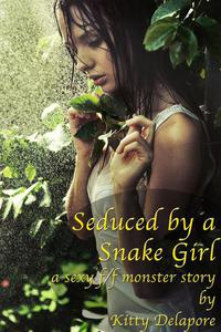 Seduced By a Snake Girl (Monster Sex / Lesbian)