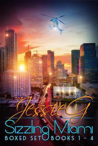 Sizzling Miami Boxed Set: Books 1 – 4