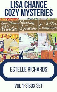 Lisa Chance Cozy Mysteries, Vol 1-3 Box Set