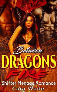 Between Dragons Fire : Dragon Menage Romance
