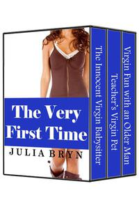 Very First Time Bundle ( BBW Older Man Younger Woman Pregnancy Erotica Collection)