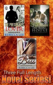 Three Full Length Novel Series