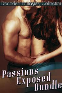 Passions Exposed Bundle (Motorcycle Club, Gay Cowboy, Gay First Time)