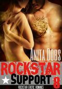 Rockstar Support (Rockstar Erotic Romance #8)