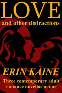 LOVE and Other Distractions: Three contemporary adult romance novellas