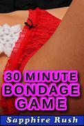30 Minute Bondage Game (BDSM heat nipple play)