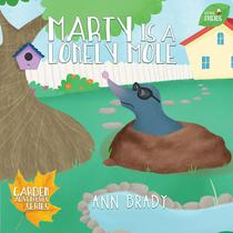 Marty is a Lonely Mole