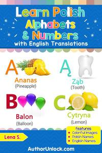 Learn Polish Alphabets & Numbers