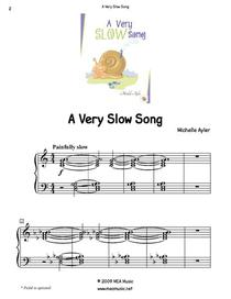 A Very Slow Song