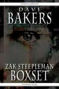 The Cloaked Figure Box Set: The First Five Zak Steepleman Novels