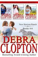 Cowboys of New Horizon Ranch Boxed Set 4-6