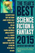 The Year's Best Science Fiction & Fantasy, 2015 Edition