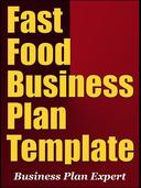 Fast Food Business Plan Template (including 6 Free Bonuses)