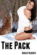 The Pack (Werewolves Gangbang Erotica)