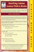 Common Grammar Pitfalls & Mistakes (Blokehead Easy Study Guide)