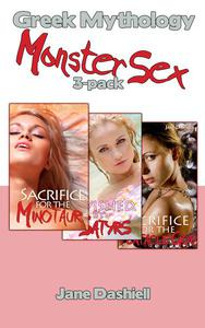 Greek Mythology Monster Sex 3-pack