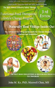 Naturally Heal Vitiligo Inside Out