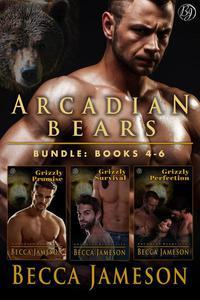 Arcadian Bears Box Set Volume Two