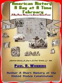 American History A Day at A Time - February