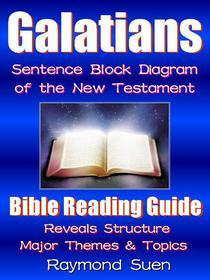 Galatians - Sentence Block Diagram Method of the New Testament