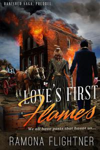 Love's First Flames (Banished Saga, 0.5)