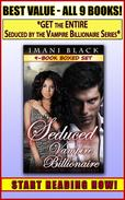 Seduced by the Vampire Billionaire 9-Book Boxed Set Bundle
