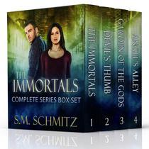 The Complete Immortals Series Boxset