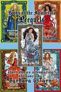 Books of the Immortals - Prequels