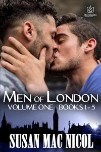 Men of London Box Set, Books 1 - 5